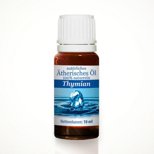 Thyme - natural 100% pure essential oil 10 ml