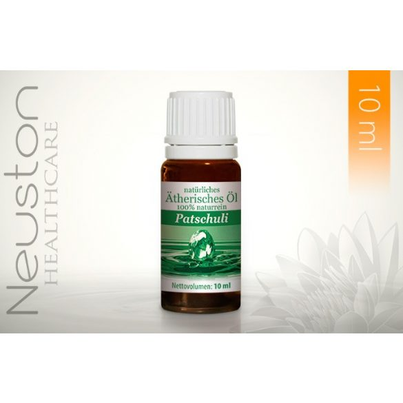 Patchouli - natural 100% pure essential oil 10 ml