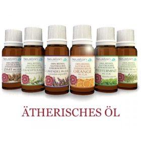 Selektionen von ätherischen Ölen